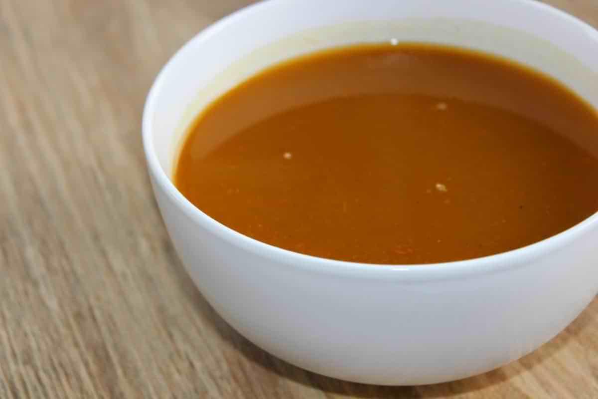 Soupes - Potage à courge musquée