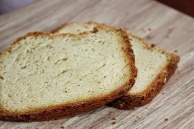 Desserts & Boulangerie - Pain a la Machine à Pain Sans Gluten