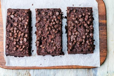 Brownies au Chocolat Sans Gluten et Sans Produits Laitiers