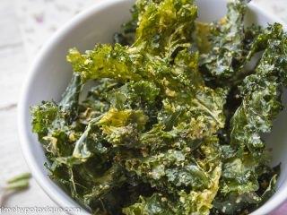 Extra - Chips de Kales (Chou Frisé)