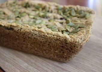 Boulangerie - Pain Paléo à Index Glycémique Bas