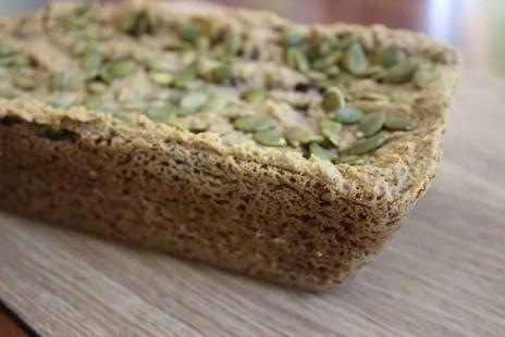 Desserts & Boulangerie - Pain Paléo à Index Glycémique Bas Sans Gluten