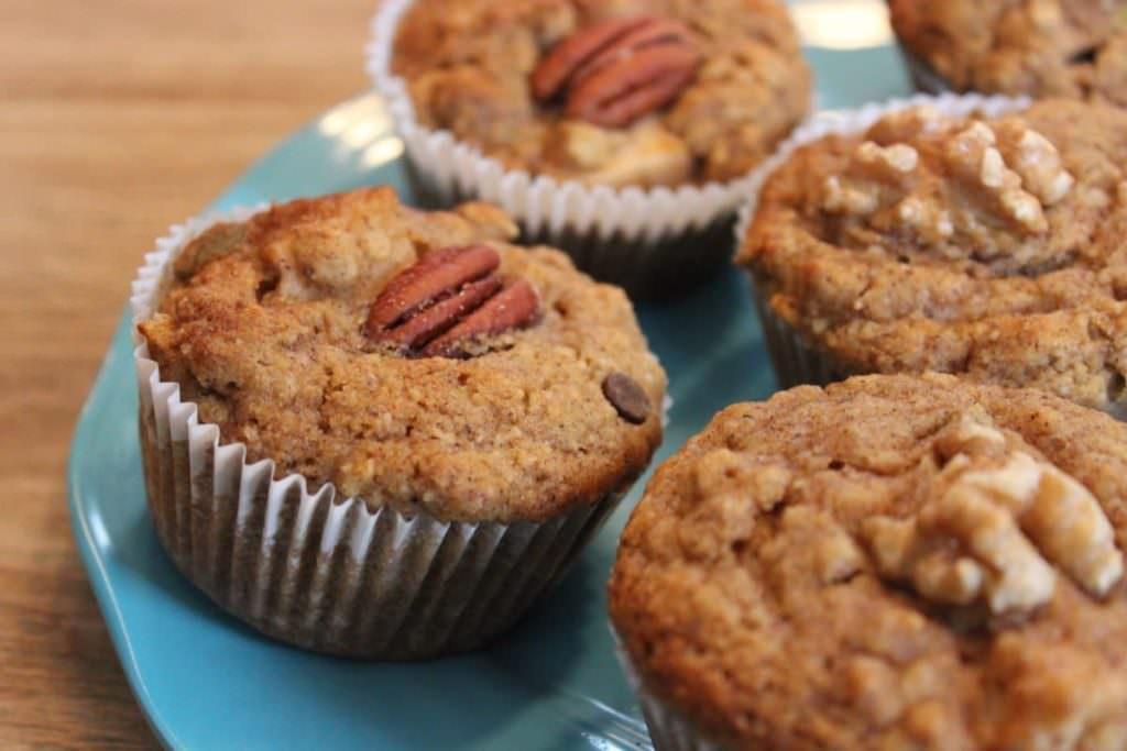 Muffins aux Dattes Sans Gluten
