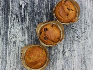 Boulangerie - Muffins géants au chocolat