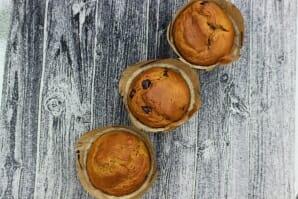 Muffins Sans Gluten - Muffins Géants au Chocolat