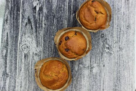 Desserts & Boulangerie - Muffins Géants au Chocolat Sans Gluten