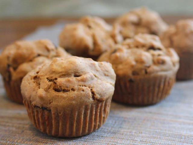 Boulangerie -Muffins aux Dattes et Graines de Citrouille Sans Œufs
