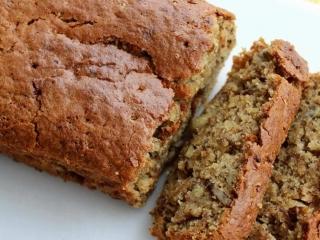 Desserts & Boulangerie - Gâteau (Cake) aux Bananes Sans Gluten