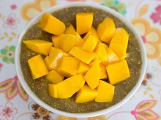 Desserts - Pouding Chia aux Fruits Tropicaux