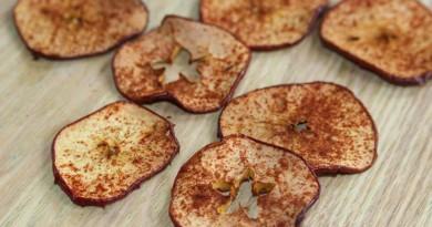 Extra - Chips de pomme