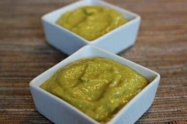 Sauces et Vinaigrettes- Mousse Nectarine