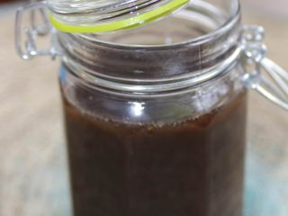 Sauces et Vinaigrettes- Vinaigrette Framboise et Basilic