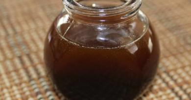 Sauces et Vinaigrettes- Vinaigrette au Sésame