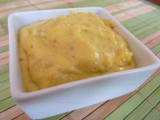 Sauces et Vinaigrettes - Mayonnaise à l'ail et trempettes Caesar, curry et chili