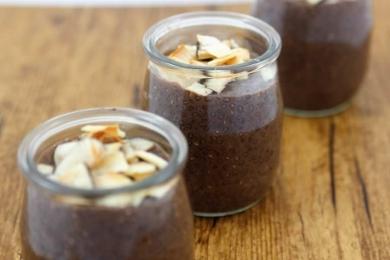 Desserts & Boulangerie - Pouding Chia au Chocolat