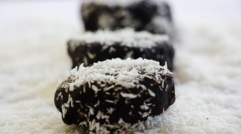 Desserts - Chocolats Bounty à la Noix de Coco