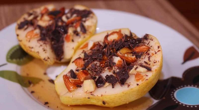 Desserts - Poires Micheline