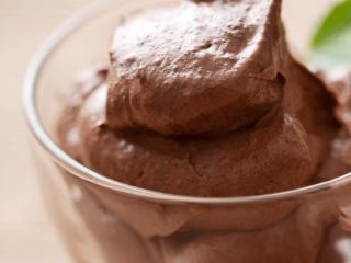Mousse au Chocolat Sans Produits Laitiers