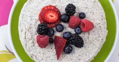 Desserts Sans Lactose et Sans Gluten