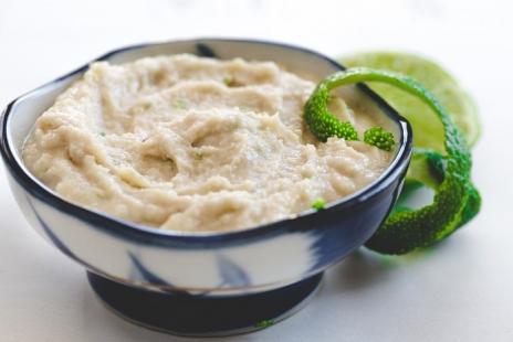 Glaçage (nappage) à la Lime Sans Gluten et Sans Produits Laitiers