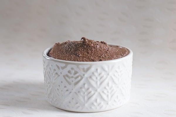 Glaçage au chocolat sans gluten et sans produits laitiers
