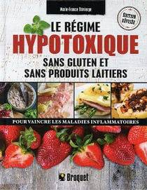 Livre de recettes le Régime Hypotoxique