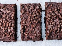 Desserts - Brownies au Chocolat Sans Gluten