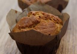 Boulangerie - Muffins aux Bananes et à la Noix de Coco Sans Gluten