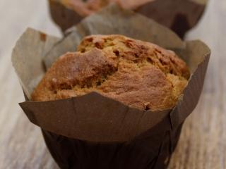 Muffins Sans Gluten - Muffins aux Bananes et à la Noix de Coco Sans Gluten