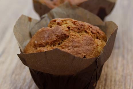 Muffins aux Bananes et à la Noix de Coco Sans Gluten et Sans Produits Laitiers