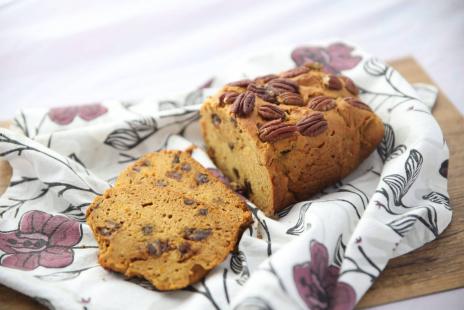 Desserts & Boulangerie - Gâteau (Cake) à la Courge et aux Dattes