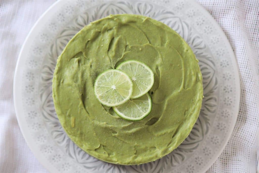 Gâteau à la Lime Express