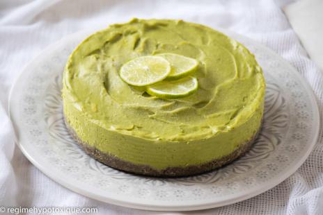 Desserts & Boulangerie - Gâteau à la Lime Express