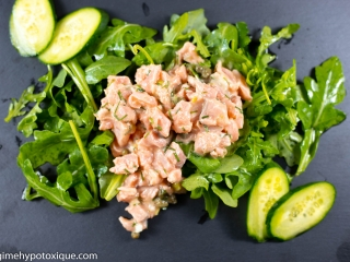 Recettes Hypotoxique Sans Gluten et Sans Produits Laitiers - Salades