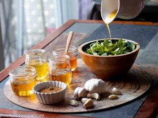 Sauces et Vinaigrettes - Vinaigrette au Cumin et Miel