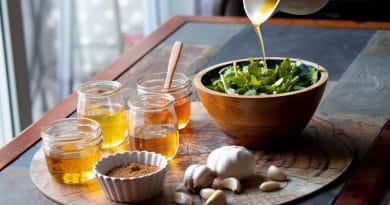 Recettes Hypotoxique Sans Gluten et Sans Produits Laitiers - Vinaigrettes, Trempettes et Sauces