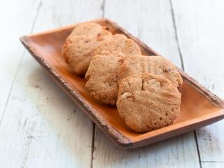Biscuits aux Abricots et Amande