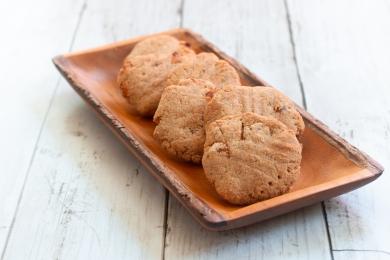Desserts & Boulangerie - Biscuits aux Abricots et Amande sans gluten et sans produits laitiers