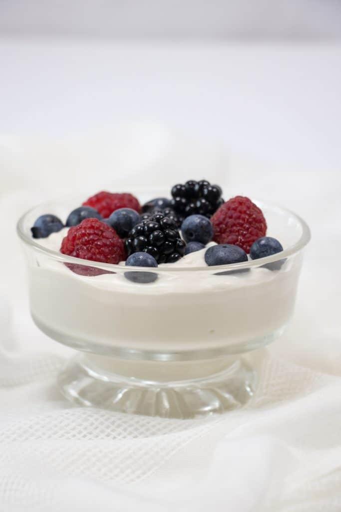Crème Fouettée (Chantilly) Sans Produits Laitiers